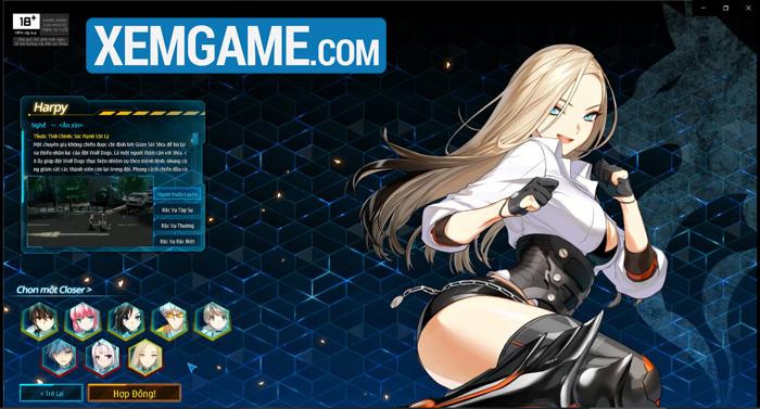 ClosersOnline   XEMGAME.COM