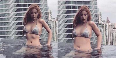 Khẳng định đẹp tự nhiên, Hot girl bị thánh PTS khôi phục ảnh gốc bóc phốt