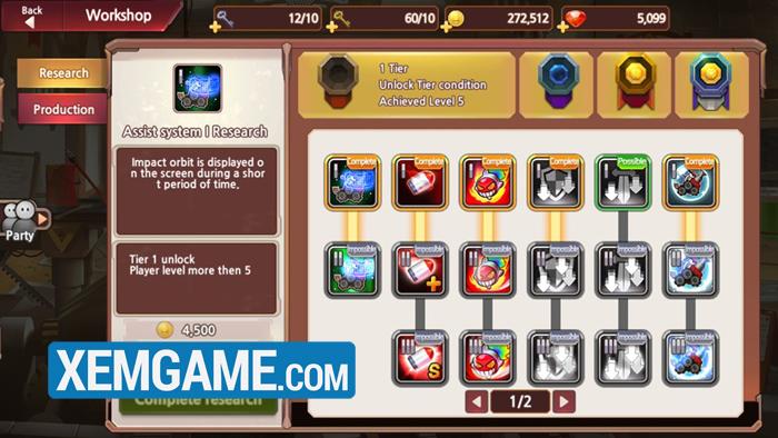 New Gunbound | XEMGAME.COM