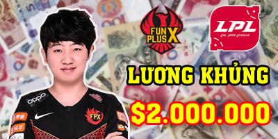 LMHT: FPX gây bất ngờ khi tiết lộ trả Khan hơn 2 triệu USD mỗi mùa giải