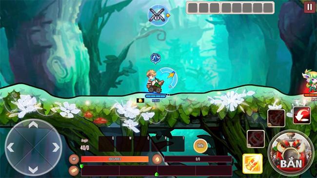 New Gunbound là người kế thừa xứng đáng cho ngai vua game bắn súng tọa độ
