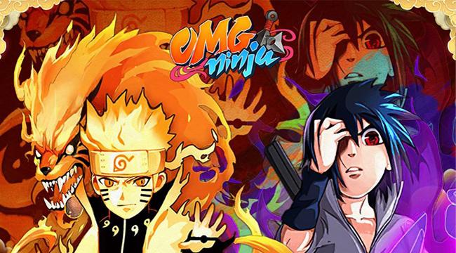 Trải nghiệm OMG Ninja : Hình ảnh Naruto quen thuộc, lối chơi thẻ bài cổ điển