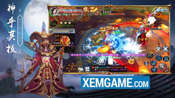 Tiên Duyên Kiếm | XEMGAME.COM