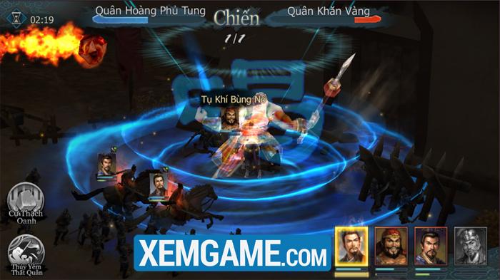 Tân Tam Quốc ChíMobile | XEMGAME.COM